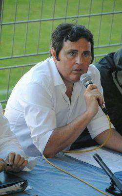 Toulon - Le nouvel actionnaire majoritaire du Sporting Club de Toulon, Claude Joye, qui est déja actionnaire au sein du club de foot de Feurs.