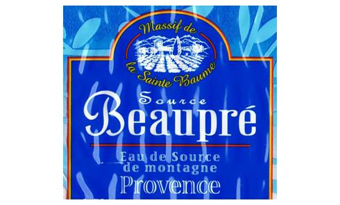 Eau de source Beaupré