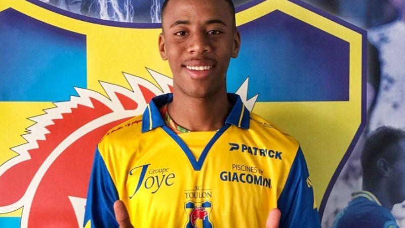 Morgan GUILAVOGUI : l'enfant du pays rejoint l'équipe fanion