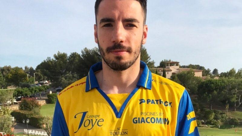 Anthony KASPARIAN : un gardien de but rejoint le SCT