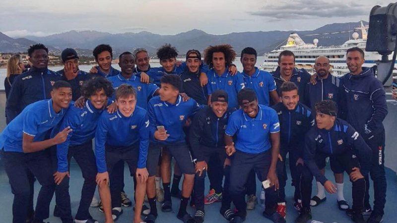 U19 Nationaux – Franck Seva : «Une victoire logique»