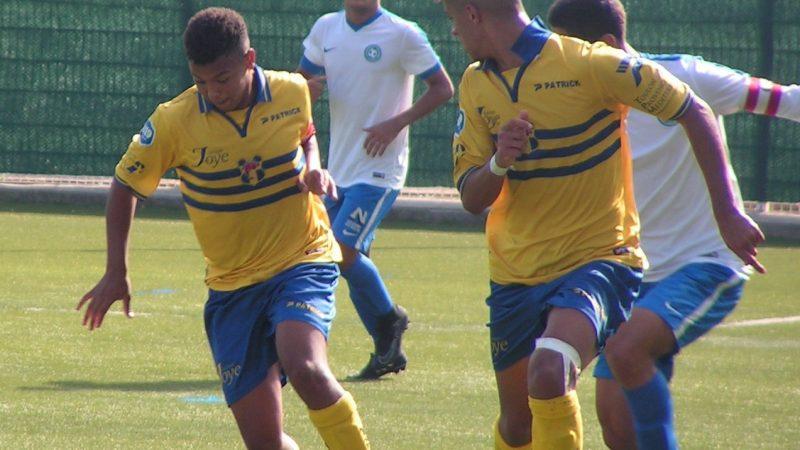 U19 Nationaux : Le Sporting se contente du nul !