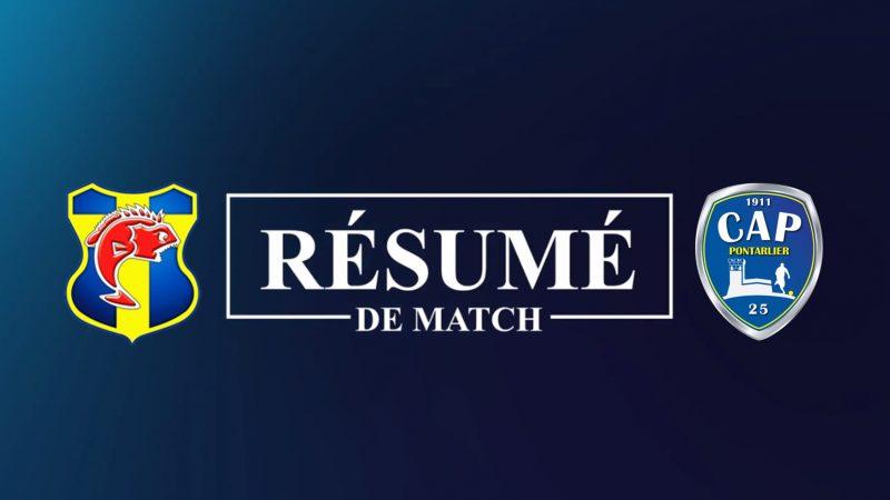 RESUME VIDEO : Toulon vs Pontarlier