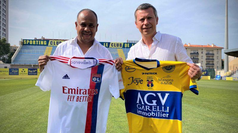 Un partenariat structurant avec l'Olympique Lyonnais !