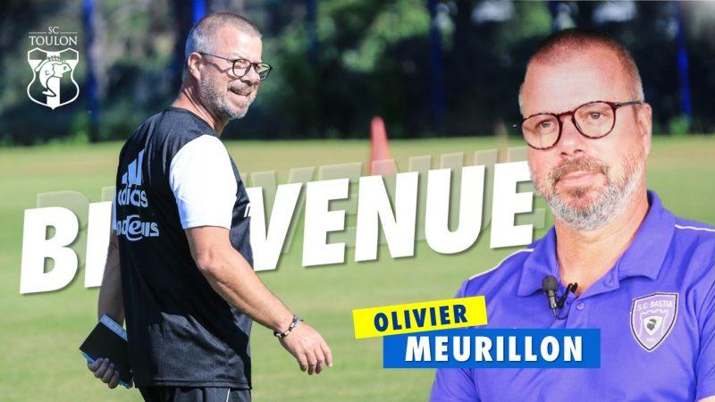 OlivierMeurillon: le nouvel entraîneur adjoint Azur et Or