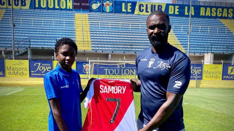 Le jeune Camara signe à l'AS Monaco
