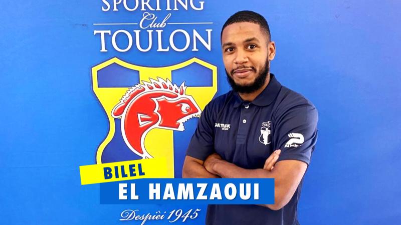 Bilel El Hamzaoui : un nouveau latéral gauche arrive à Toulon