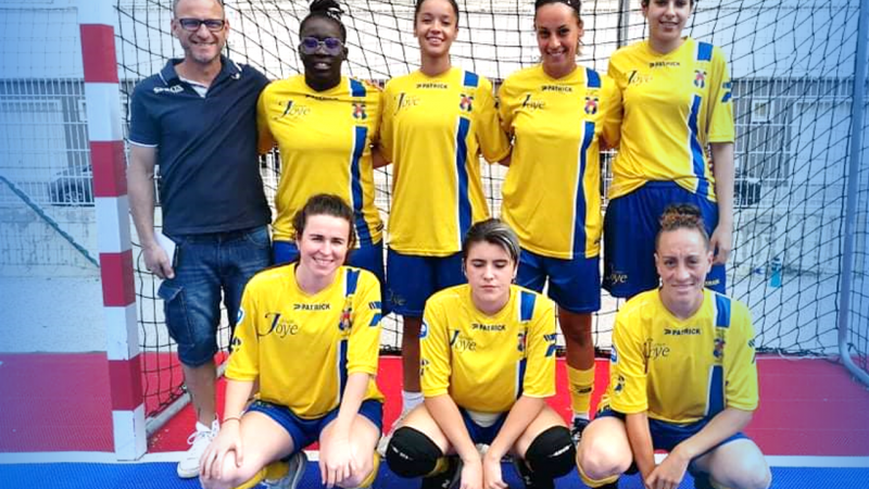 Futsal –Les féminines en lice pour la Copa Coca-Cola